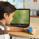 Zoomy Handheld Digital Microscope - EducationalLearningGames.com