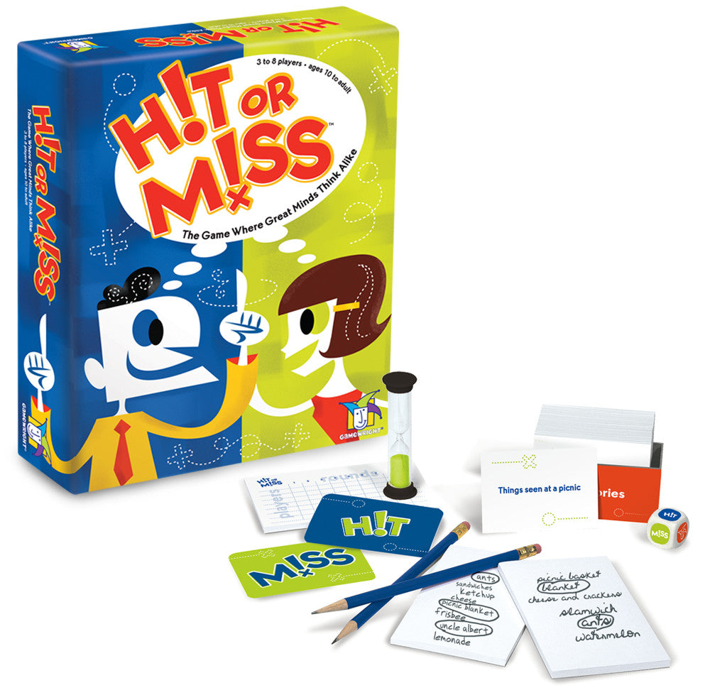Hit or Miss Game - EducationalLearningGames.com