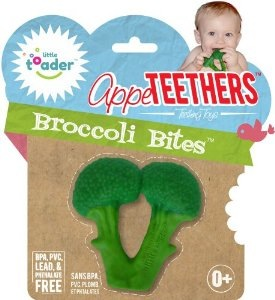 Appeteethers Silly Food Silicon Teethers