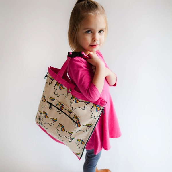 THE TOT TOTE 3-1 BAG