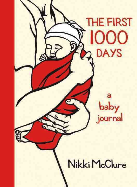 THE FIRST 1000 DAYS, A BABY JOURNAL
