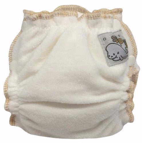 SANDY'S XS BAMBOO/COTTON DIAPER 6-12LBS.