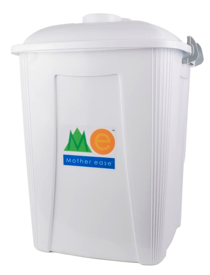 MOTHEREASE DIAPER PAIL WITH CARBON FILTER