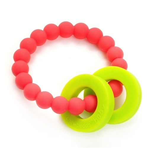 CHEWBEADS SILICONE MULBERRY TEETHER