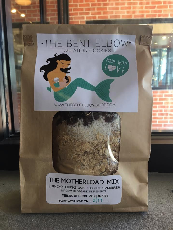 THE MOTHERLOAD LACTATION COOKIE MIX