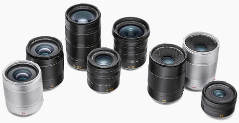 Leica TL Lenses at Photocreative in Mississauga, Ontario Canada