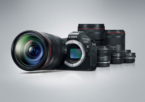 Canon EOS-R, R Mirrorless cameras, Canada, Toronto, Mississauga, Trade in my camera, sell my camera