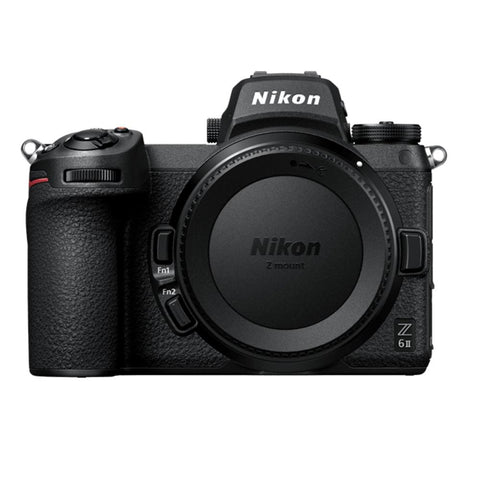 Nikon Z6 II 24.5 MP Mirrorless Full Frame Camera w/ 24-70mm f4 S lens