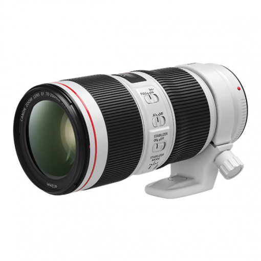 Canon EF 70-200mm f4L IS II USM (67mm) Lens