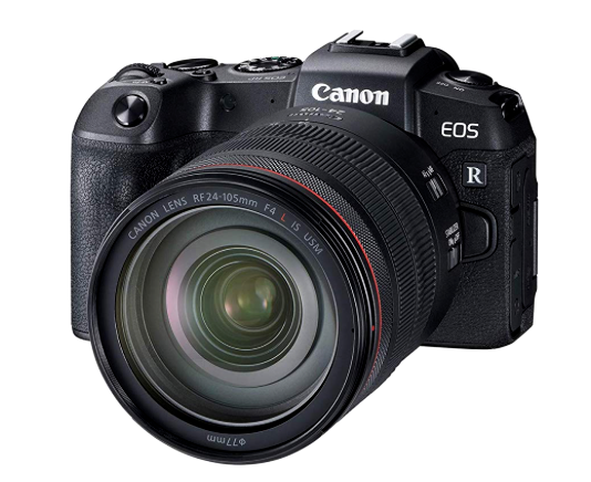 Canon EOS-RP Mirrorless Camera Body