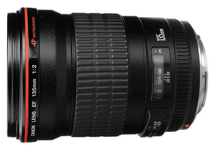 Canon EF 135mm f2.0L USM Lens - Photocreative (905) 629-0100
