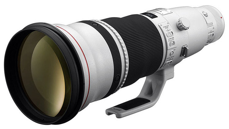 Canon EF 500mm f4L IS II USM Lens - Photocreative (905) 629-0100