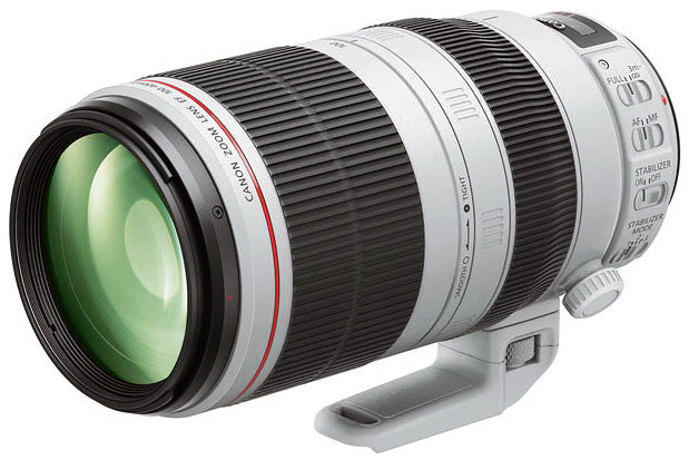 Canon EF 100-400mm F4.5-5.6L IS II USM lens - Photocreative (905) 629-0100