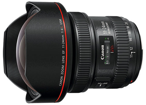 Canon EF 11-24mm f4L USM Lens - Photocreative (905) 629-0100