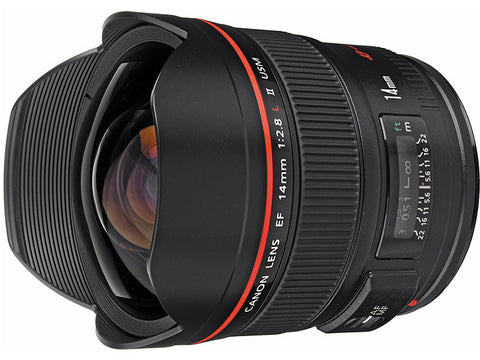 Canon EF 14mm f2.8 II USM Lens - Photocreative (905) 629-0100