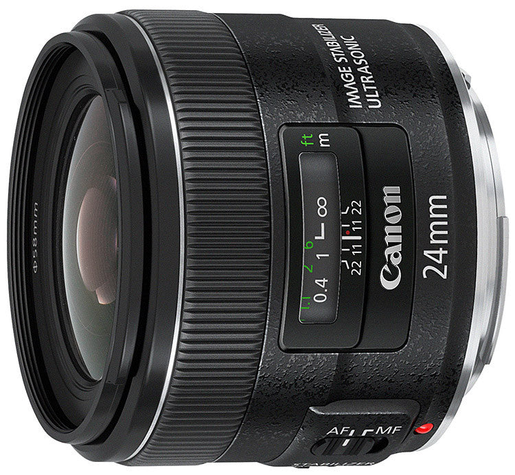 Canon EF 24mm f2.8 IS USM Lens - Photocreative (905) 629-0100