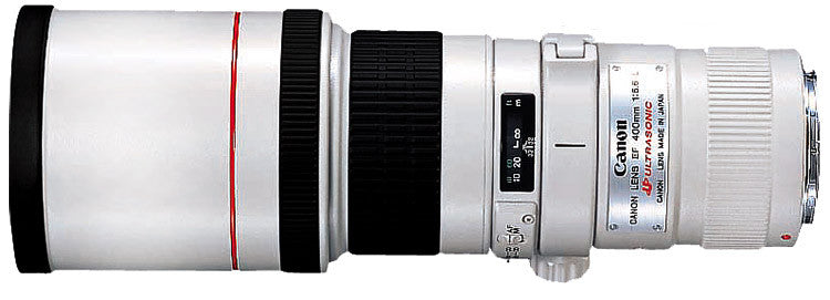 Canon EF 400mm f5.6L USM Lens - Photocreative (905) 629-0100