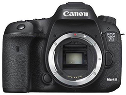 Canon EOS-7D Mark II Camera body - Photocreative (905) 629-0100