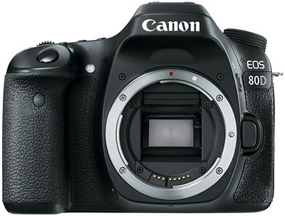 Canon EOS-80D Camera Body only - Photocreative (905) 629-0100 - 1