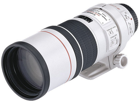 Canon EF 300mm f4L IS USM (77mm) Lens - Photocreative (905) 629-0100