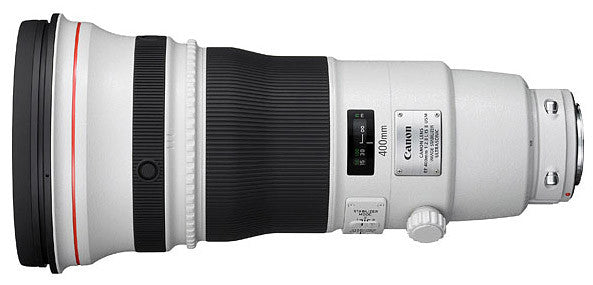 Canon EF 400mm f2.8L IS II USM lens - Photocreative (905) 629-0100