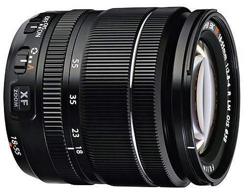 Fujifilm Fujinon XF 18-55mm f2.8-4 compact zoom lens - Photocreative (905) 629-0100