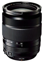 Fujifilm XF 18-135mm f3.5-5.6 WR lens - Photocreative (905) 629-0100