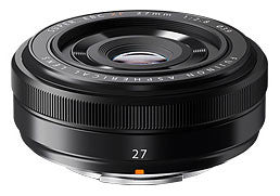 Fujifilm Fujinon XF 27mm f2.8 Pancake lens - Photocreative (905) 629-0100