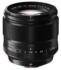 Fujifilm Fujinon XF 56mm f1.2 lens - Photocreative (905) 629-0100