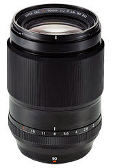 Fujifilm Fujinon Lens XF 90mm F2 R LM WR - Photocreative (905) 629-0100