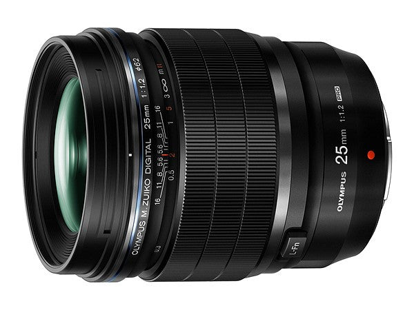 Olympus M.Zuiko ED 25mm f1.2 PRO Lens - Photocreative (905) 629-0100