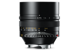 Leica Noctilux-M 50mm f0.95 ASPH lens (black) - Photocreative (905) 629-0100 - 1