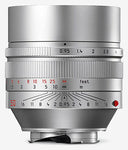Leica Noctilux-M 50mm f0.95 ASPH lens (black) - Photocreative (905) 629-0100 - 3