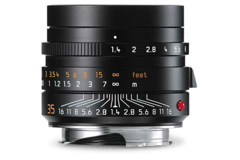 Leica Summilux-M 35mm f1.4-ASPH II FLE lens (Black or Silver) - Photocreative (905) 629-0100 - 1