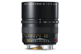 Leica Summicron-M 75mm f2 ASPH Black (E49) lens - Photocreative (905) 629-0100 - 1