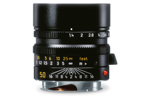 Leica Summilux 50mm f1.4 ASPH lens (Black) - Photocreative (905) 629-0100 - 1