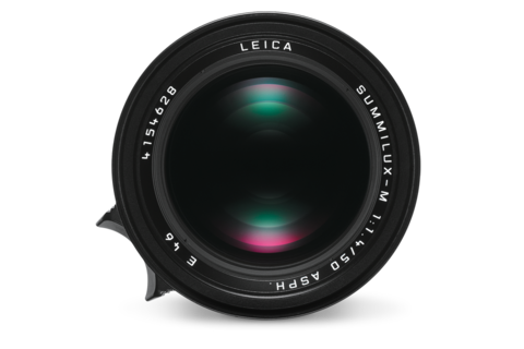 Leica Summilux 50mm f1.4 ASPH lens (Black) - Photocreative (905) 629-0100 - 2