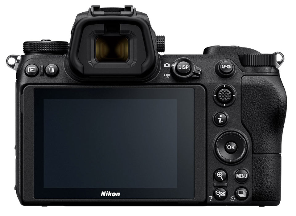 Nikon Z6 24.5 MP Z6 Mirrorless Full Frame Camera Body