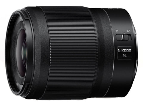 Nikon Z 35mm f1.8 S lens for new Z7, Z 7, Z6, Z 6 Mirrorless Canada