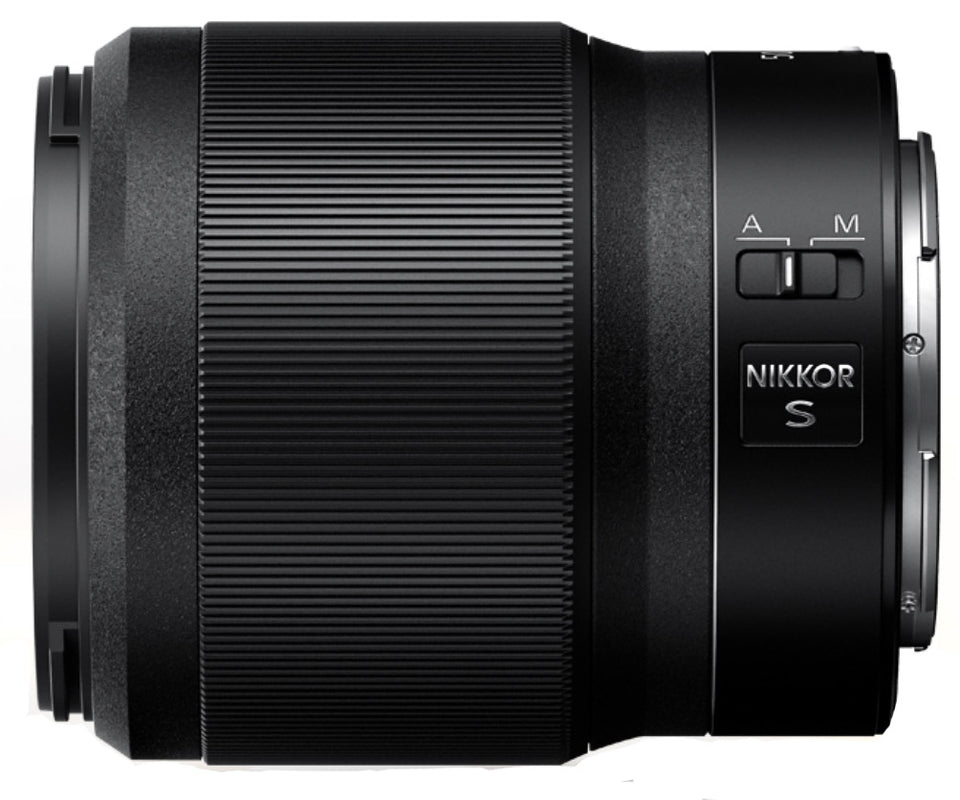 Nikon Nikkor Z 50mm f1.8 S lens for Z6, Z7, Z 7, Z 6