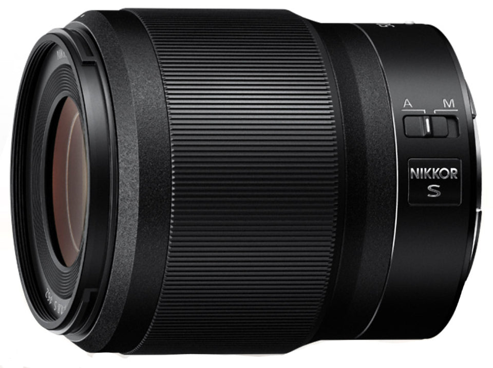 Nikon Z 50mm f1.8 S lens for new Z7, Z 7, Z6, Z 6 Mirrorless Canada