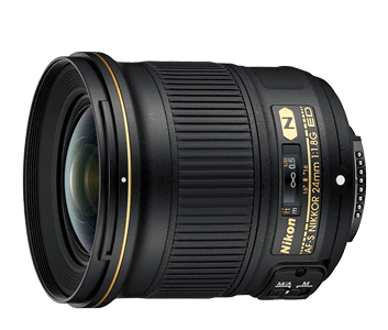Nikon AF-S NIKKOR 24mm f1.8G ED Lens - Photocreative (905) 629-0100