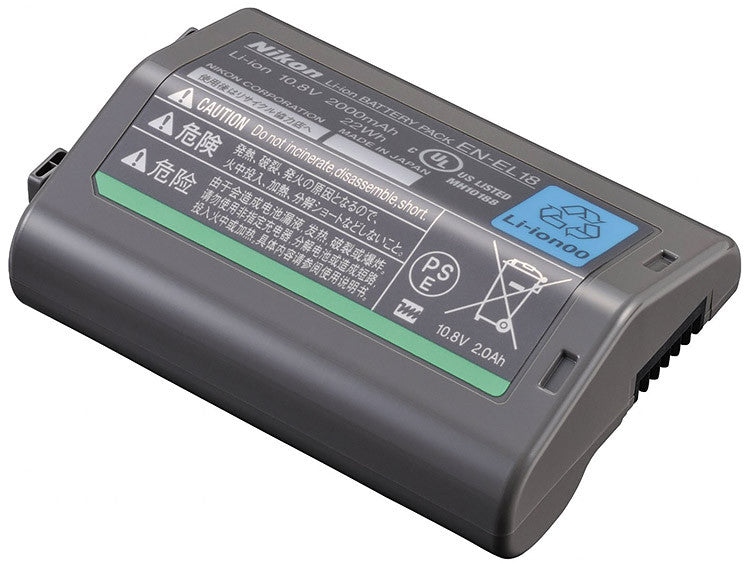 Nikon EN-EL18a Battery for D4s, D5 - Photocreative (905) 629-0100
