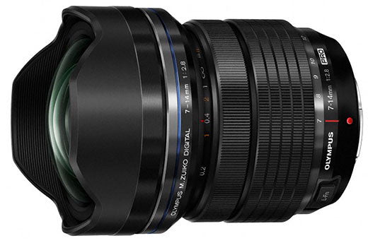 Olympus M.Zuiko ED 7-14mm f2.8 Pro lens - Photocreative (905) 629-0100