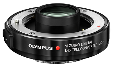 Olympus MC-14 1.4x PRO tele-converter - Photocreative (905) 629-0100