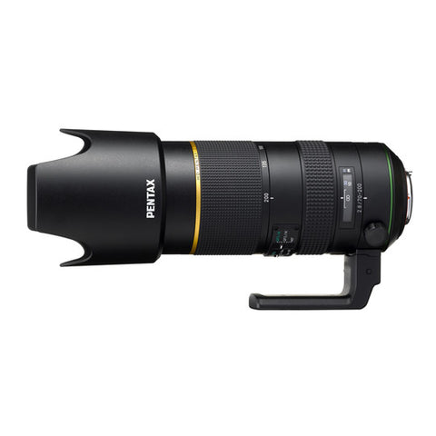 Pentax HD D FA 70-200mm f2.8 ED DC AW lens - Photocreative (905) 629-0100