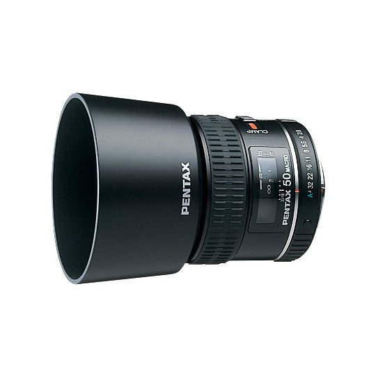 Pentax FA 50mm f2.8 macro lens - Photocreative (905) 629-0100