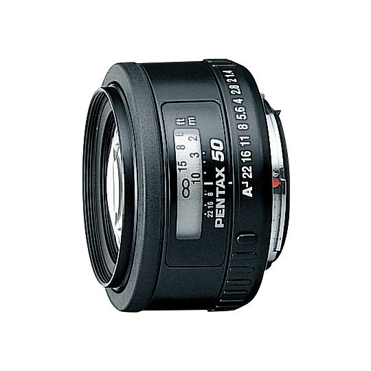 Pentax FA 50mm f1.4 lens - Photocreative (905) 629-0100