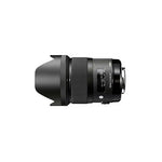 Sigma Art 35mm f1.4 DG HSM Lens (avail. in Nikon & Canon Mount)