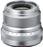 Fujifilm Fujinon XF 23mm f2 WR lens (black or silver) - Photocreative (905) 629-0100 - 2